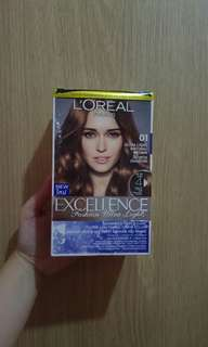 LOREAL Excellence Fashion Ultra Light in Natural Brown