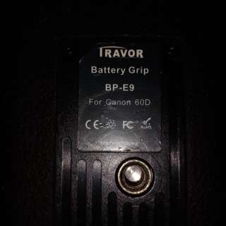 Battery Grib For Canon 60D