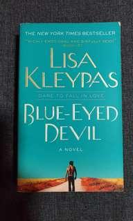 Blue Eyed Devil by Lisa Kleypas