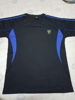 Monster jersey #20under