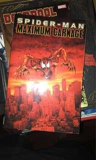 Marvel Comic - Spider-Man: Maximum Carnage