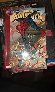 Marvel Comic - House of M: Spider-Man