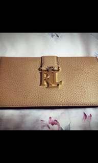 Lauren Ralph Lauren 女用皮夾