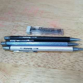 3 for 100 0.7mm mechanical pencils