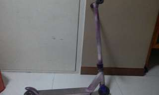 Oxelo stunt scooter
