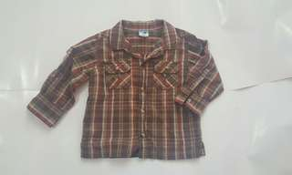 Long sleeve for 2 year old boy