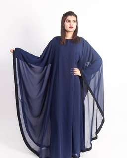 Abaya for plus size MAIA
