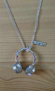Headphone Necklace Accessory