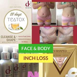 Face and body Slimming