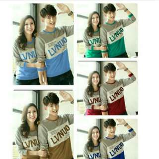 Kaos couple lvnuo spandex