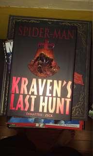 Marvel Comic - Kraven's Last Hunt (Hardcover Edition)