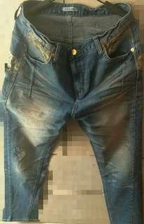 🚚 超特別刷舊感牛仔褲