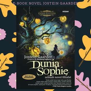 EBOOK PDF NOVEL DUNIA SOPHIE