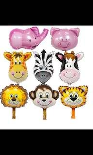 Mini animal balloon