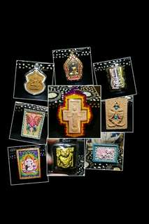 *******Amulets For Rent*******