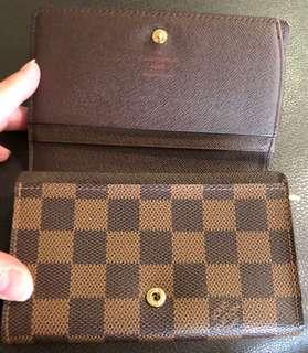 Authentic Louis Vuitton LV wallet