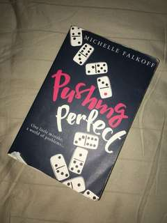Pushing Perfect - Michelle Falkoff