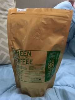 Green Coffee (Kopi Hijau)