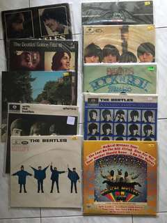 10 Beatles Records