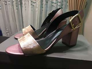Charles & keith shoes *preloved 8/10