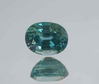 Top Grade Blue Zircon
