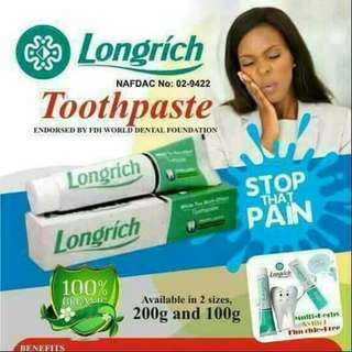 Longrich Products