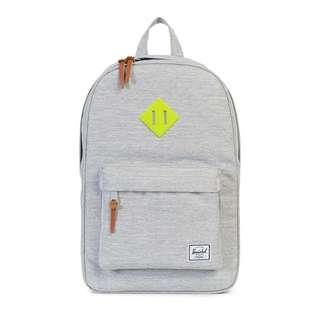 Herschel Grey Mid-volume backpack unisex