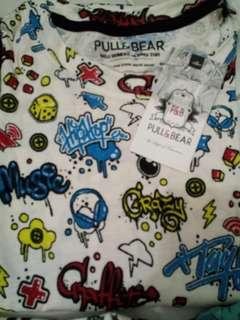 Pull & Bear Shirt (size M)