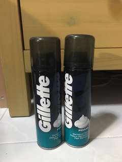 Gillette Shaving Foam