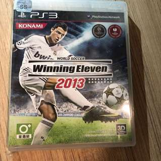 PS3 Games winning 11 2013