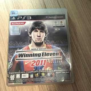 PS3 Winning 11 2011