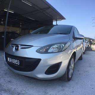 Mazda 2 1.5 Auto 2010