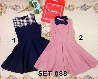 [EACH RM40] Korean dresses