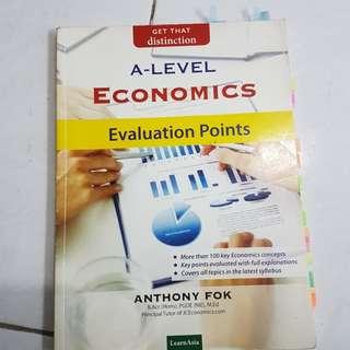 A Level Economics Get that distinction Evaluation Points