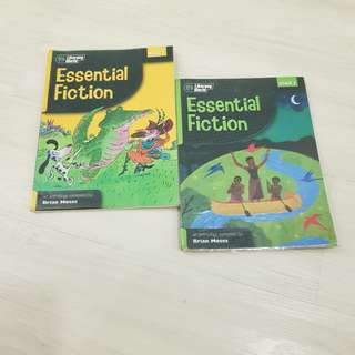 Essential Fiction - Stage 1 and 3