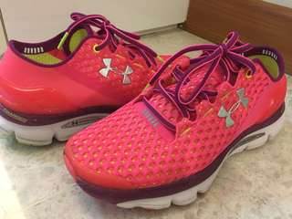 Under Armour Ladies Running Shoes