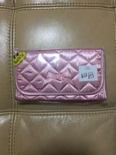 Cosmetic Bag with Mirror <NaRaYa>