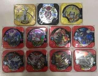 Pokemon Tretta Version U3