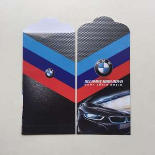 Sampul Duit 2018 Bmw