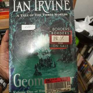 NOVEL BY IAN IRVINE (ENGLish)