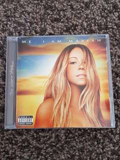 Mariah Carey ‎– Me. I Am Mariah ...The Elusive Chanteuse (2014) Audio CD