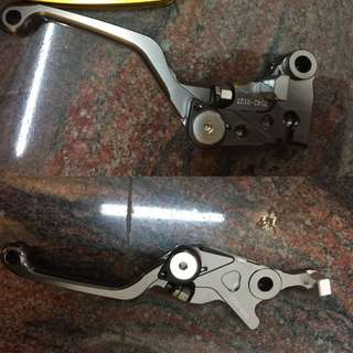 Ori Alloy KLX150 Brake Lever(set)