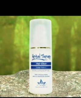 Herbal Therapy Hair Elixir Scalp Tonic 1