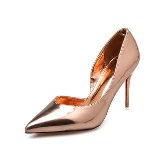 BN Rose Gold Heels