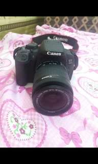 DSLR Canon EOS 700D For Sale
