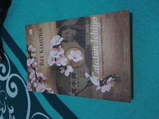 Novel Catatan Ichiyo ( Perempuan miskin di lembar uang Jepang)