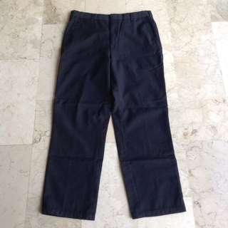 Black Slacks Pants for Men