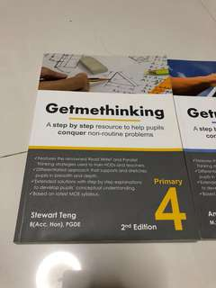 Brand New P4 GetMeThinking Math for sale!
