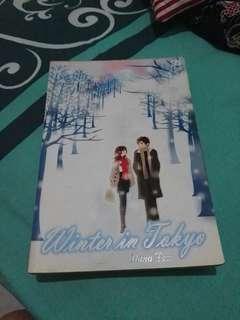Novel Winter in Tokyo by Ilana Tan