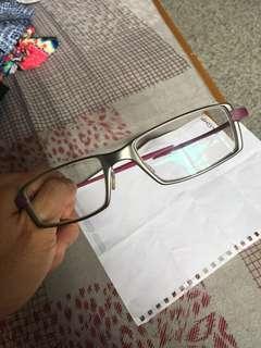 Authentic Tag Heuer Avant Garde patented technology Reflex Reading Glass Eyewear